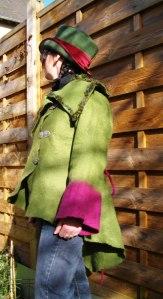 manteau queue de pie