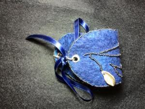 bracelet manchette bleu argent3