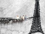hommage3, art textile