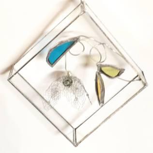 compo fleur verre carré1